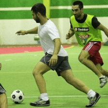 Indoor Futsal Players